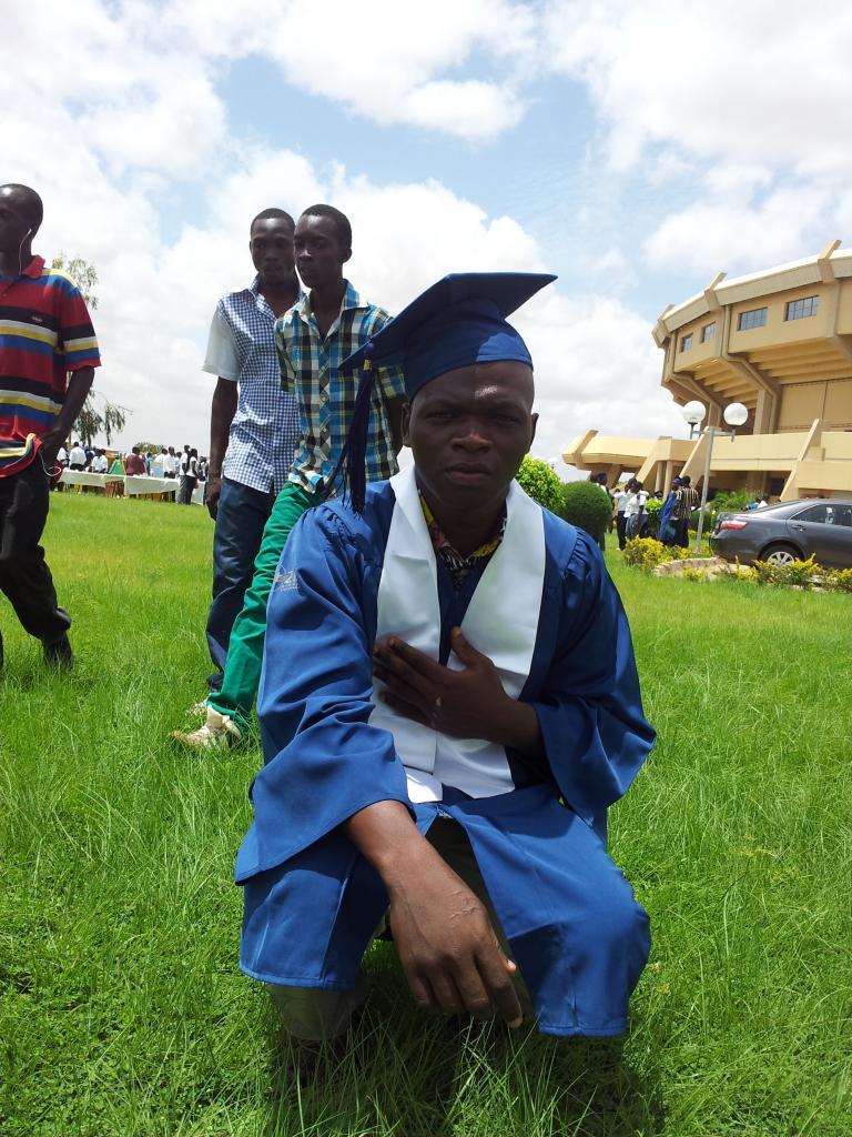 KAMBOU Benjamin,  Bachelor en Poche