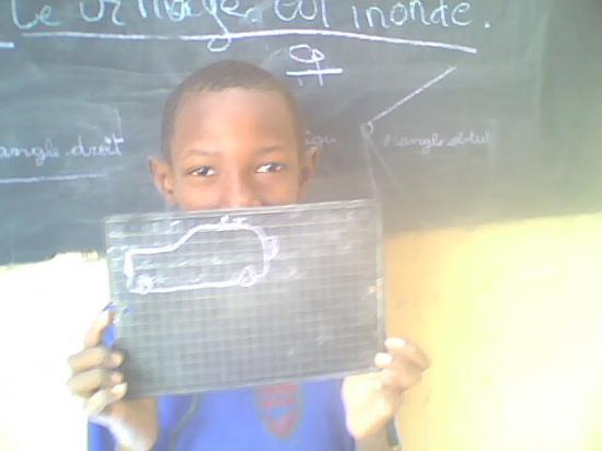 Mes élèves: Papus Judicaël; CMI