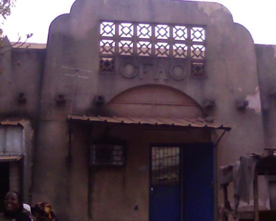Bobo Dioulasso: Maison CFAO