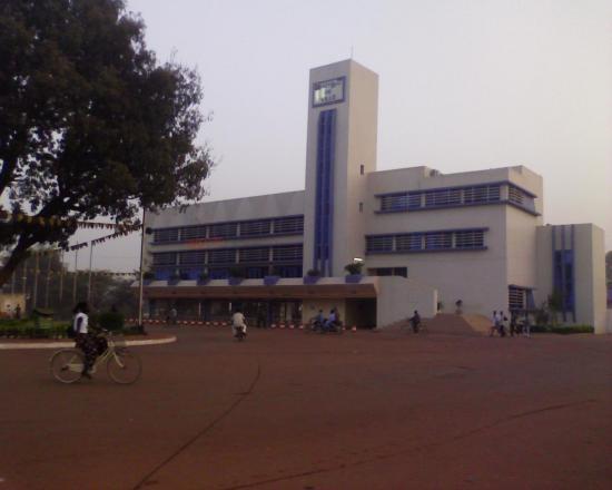 Bobo Dioulasso: Hotel de Ville