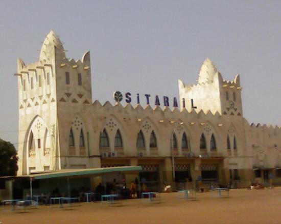 Bobo Dioulasso: la gare ferroviaire (SITARAIL)