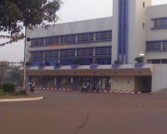 Bobo Dioulasso:Hotel de Ville
