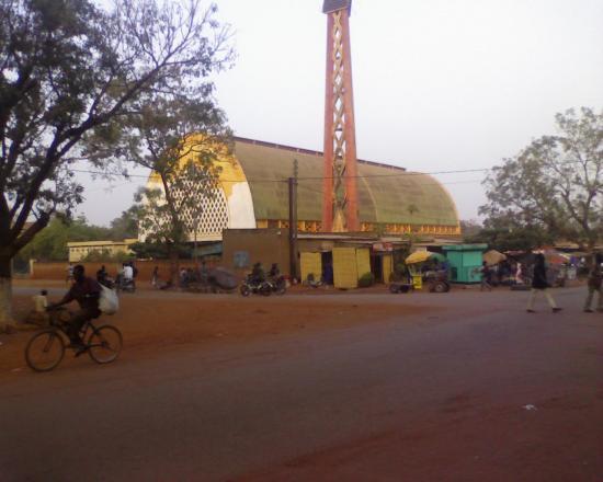 Bobo Dioulasso: la cathédrale