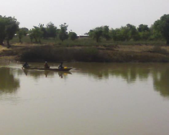 MOUHOUM à Manoa; le Ghana à l'autre rive