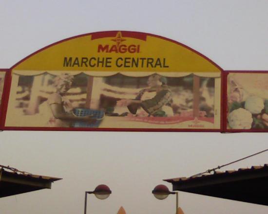 Bobo Dioulasso: Le marché central
