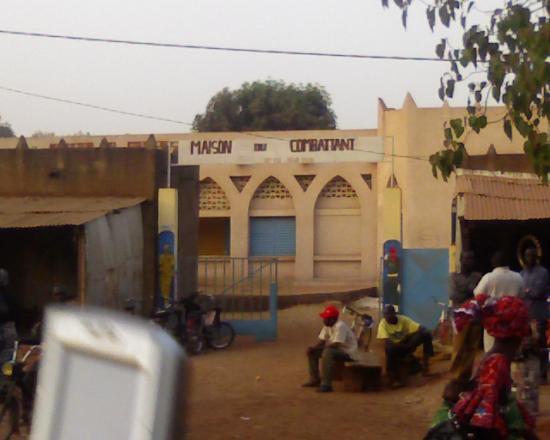 Bobo Dioulasso: La maison du combattant
