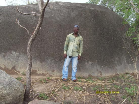 Kambou à Gbangbankora