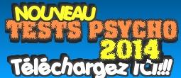 Tests Psycho 2014
